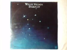 WILLIE NELSON Stardust lp BOOKER T. JONES