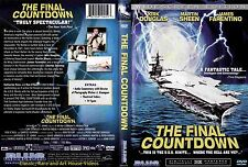 The Final Countdown ~ New DVD 2009 ~ Kirk Douglas, Martin Sheen (1980)