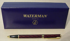 BRAND NEW Waterman Laureat Ballpoint Pen RED!