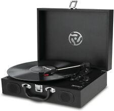 Numark PT01 Touring Suitcase Turntable Classically-Styled USB