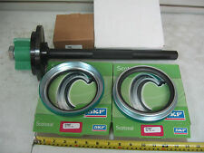 Drive Wheel Seals & Install Tool SKF P/N 47697 Ref. # National 370003A, 309-0973