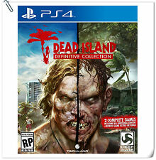 PS4 Dead Island: Definitive Collection Sony Playstation Action Games Deep Silver