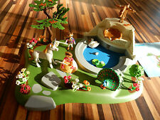 Playmobil - 4137 Fairy Tale SuperSet (Fountain pumps water)