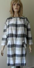 Atterley Road Ladies Long Kimono Style Cocoon Jacket Dress 3/4 Sleeves Loose Fit