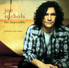 Impossible / Can't Hold a Halo to You, Joe Nichols, New Single