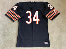 Walter Payton Chicago Bears Wilson Vintage Throwback Authentic Game Jersey 42