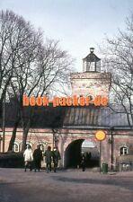 Altes Dia/Vintage private slide: Helsinki/Finnland/Finland/Suomi 1968 [#22]