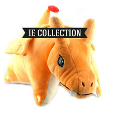 POKEMON CHARIZARD CUSCINO PELUCHE 40 CM plush cuscion pillow plush go sole luna