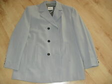 Betty Barclay, Damen, Blazer, Sakko, Jacke, Gr. 40, 42,grau, Business, Zweireier