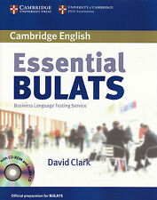 Cambridge ESOL Essential BULATS with Audio CD and CD-ROM by David Clark @NEW@