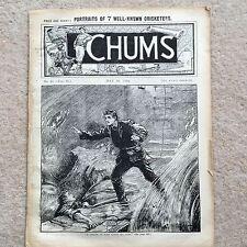 RARE CHUMS COMIC #90 - MAY 30th 1894
