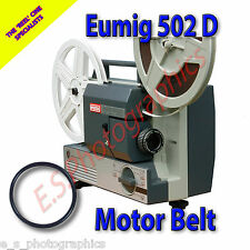 EUMIG Mark 502D 8mm Cine Projector Belt (Main Motor Belt)