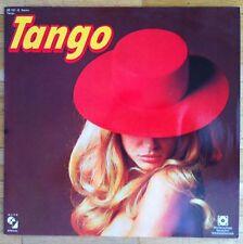 ORCHESTER CLAUDIUS ALZNER Tango Bolero LP