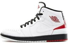 Nike Air Jordan 1 Retro 86 - White/Gym Red/Black (644490-101) Sz 13