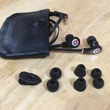 Beats by Dr. Dre Tour In-Ear Headphones with Remote & Mic for iPhone5/6/7 black