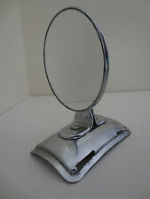 Vintage spare tyre-mounted mirror for Buick Ford Packard Chev Cadillac Olds Reo