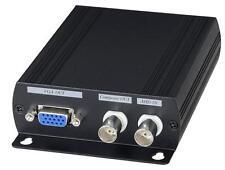 High Quality CCTV AHD Video Converter to HDMI, VGA, BNC Three in One BlueCCTV