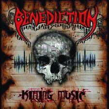 Killing Music by Benediction (CD, Feb-2013, Nuclear Blast)