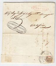 Y5-SICILIA-RIVOLUZIONE 1848/49-TRINACRIA DA TRAPANI A CALATAFIMI