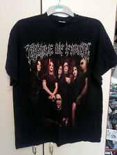 Cradle of filth t-shirt. 2007 tour. grand.