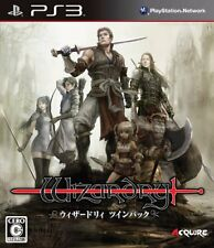Used PS3 Wizardry Twin Pack Japan Import