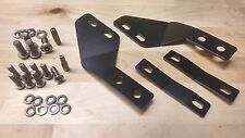 GarageStar Hardtop Brackets Black WITH SECURITY BOLTS. For Mazda Miata 1989-2005