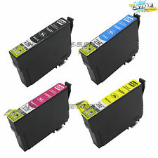 4PK T220XL Ink For Epson XP320 XP420 XP424  WF2630 WF2650 WF2660 Printers