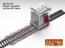 """HO - Proses - BS HO -04 Adjustable Ballast SpreaderTool """"See Video"""" - New"""