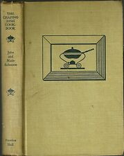 The Chafing Dish Cook-Book John & Marie Roberson 1950 Hardcover U12