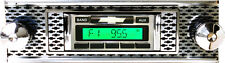 1955 Chevy radio AM/FM USA-230 Bel Air Nomad IPOD XM MP3 200 Watt Aux Input