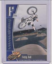 RARE 2000 AXS ROAD CHAMPS FUZZY HALL BMX CYCLING CARD ~ FREESTYLE