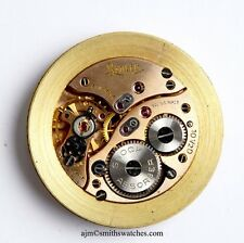LIMIT VERTEX REVUE WATCH MOVEMENT HIGH GRADE PATENT REGULATOR SPARES REPAIRS