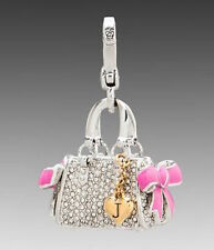 NEW Juicy Couture Charm Pave Daydreamer Bag