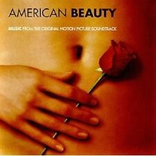 OST/THOMAS NEWMAN - AMERICAN BEAUTY  CD  12 TRACKS SOUNDTRACK / FILMMUSIK  NEU
