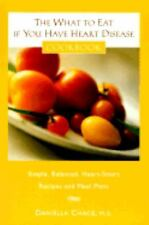 The What to Eat If You Have Heart Disease Cookbook: Simple, Balanced, Heart-Sma