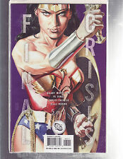 FINAL CRISIS  #5 OF 7 WONDER WOMAN B COVER (2008 DC) UNREAD/BAGGED AND BOARDED