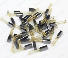 "Electric Carbon Motor Brush Set x 10PCS 0.5"" x 0.18"" x 0.16"" 10 Pcs"