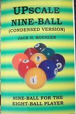UPSCALE NINE-BALL (Condenced Version), a nine-ball primer