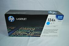 HP 124A Color Laserjet Q6001A Cyan Toner Cartridge