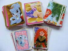 5 Panini Disney Princess Palace Pets Stickers Pick From List
