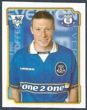 MERLIN 1999-PREMIER LEAGUE 99- #204-EVERTON & ENGLAND-MIDDLESBROUGH-NICK BARMBY