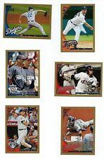 2010 Topps  Gold  Baseball  151 Card Lot  XXXX/2010