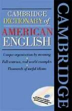 Cambridge Dictionary of American English-ExLibrary
