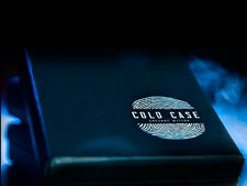 Cold Case (Gimmick and Online Instructions) by Greg Wilson,card magic Trick