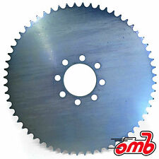 60 Tooth  #41 Chain Steel Rear Sprocket Mini Bikes Go Karts Drift Trikes