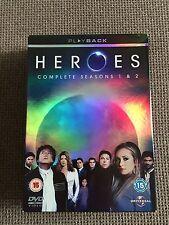 Heroes - Season 1-2 - Complete  DVD