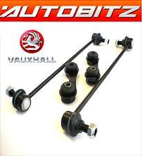 FOR VAUXHALL VECTRA C 02-06 CDTi SRI FRONT & REAR STABILISER ANTI ROLL BAR LINKS