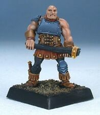 Street Thug Mercenaries Grunt Reaper Miniatures Warlord Barbarian Fighter Melee