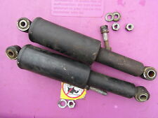 1956 BSA 150 cc D3 D 3 Bantam Rear Shocks