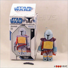 "Star Wars Kubrick Boba Fett Collection Droids 2"" Figure with box loose"